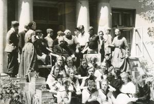 9 czerwca 1942 roku - zakończenie roku szkolnego