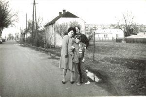 Początek ulicy Floriana