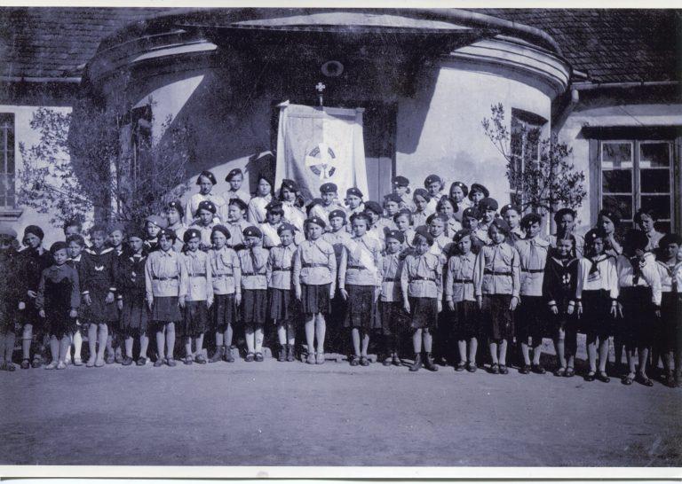 Zofia Głodkowska 1923 2017 Wirtualne Muzeum Ożarów