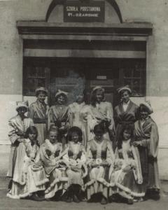 Zespół tańca ludowego wroku 1959/60