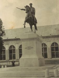 Wędrujący pomnik