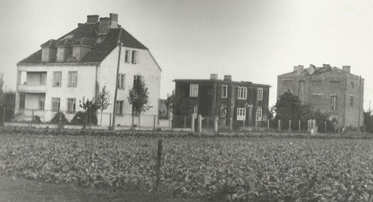 Ulica 3 Maja przed wojną