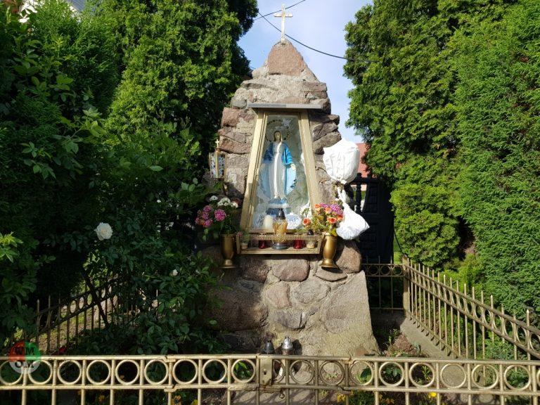 Kapliczka Matki Bożej Niepokalanej przy Parkowej