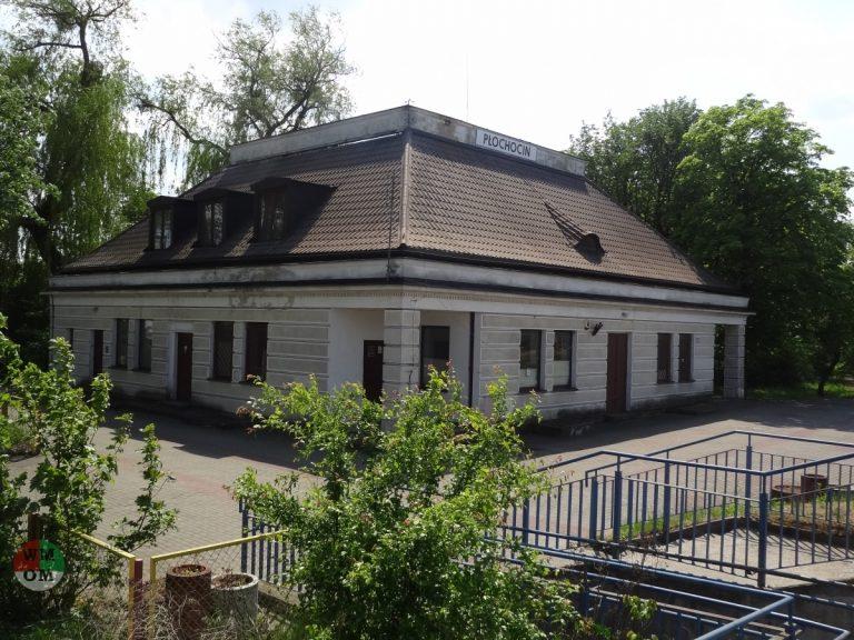 Dworzec kolejowy wPłochocinie – nowym zabytkiem