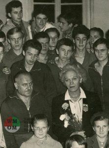 Spotkanie zmistrzynią olimpijską Stanisławą Walasiewicz