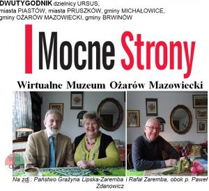 Mocne Strony oWirtualnym Muzeum