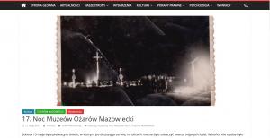 Mocne Strony nr8 2021 – Noc zMuzeum