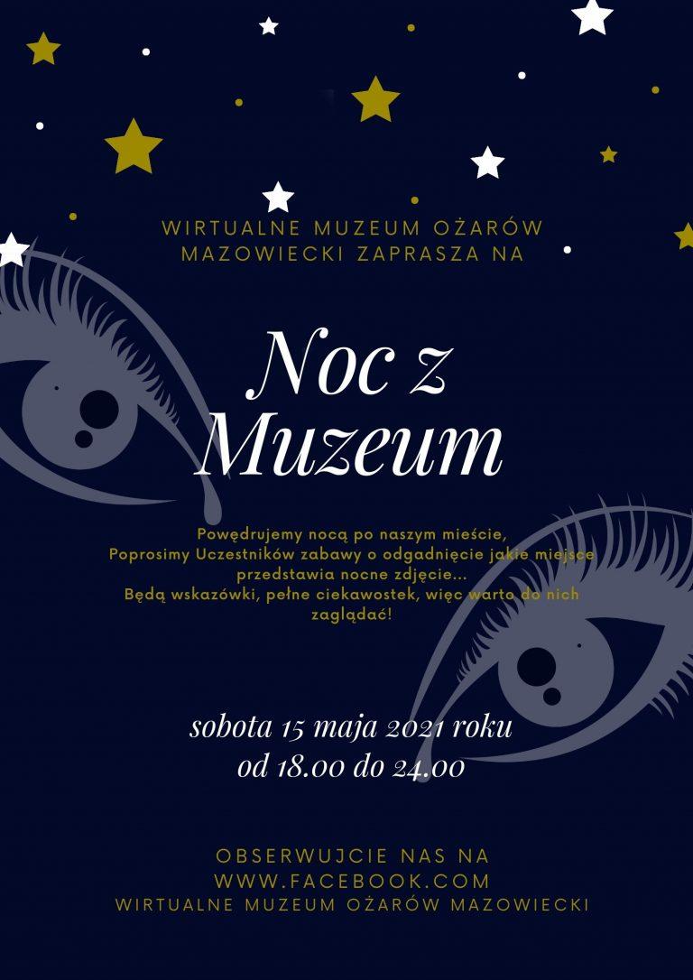 Noc wMuzeum 2021