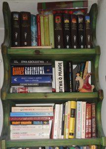 Początki Biblioteki wOżarowie