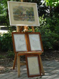 Sergiusz Grudkowski (1916-2008) – żołnierz, artysta malarz, rolnik ijego związki zPłochocinem